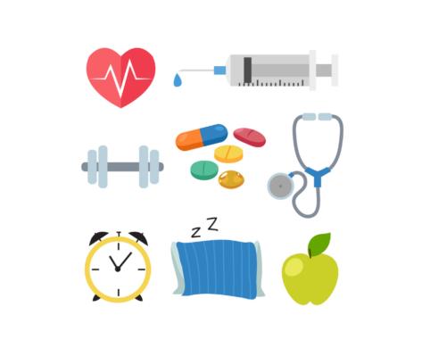 health vocabulary