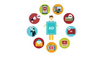online advertising lesson plan