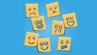 happy and sad idioms