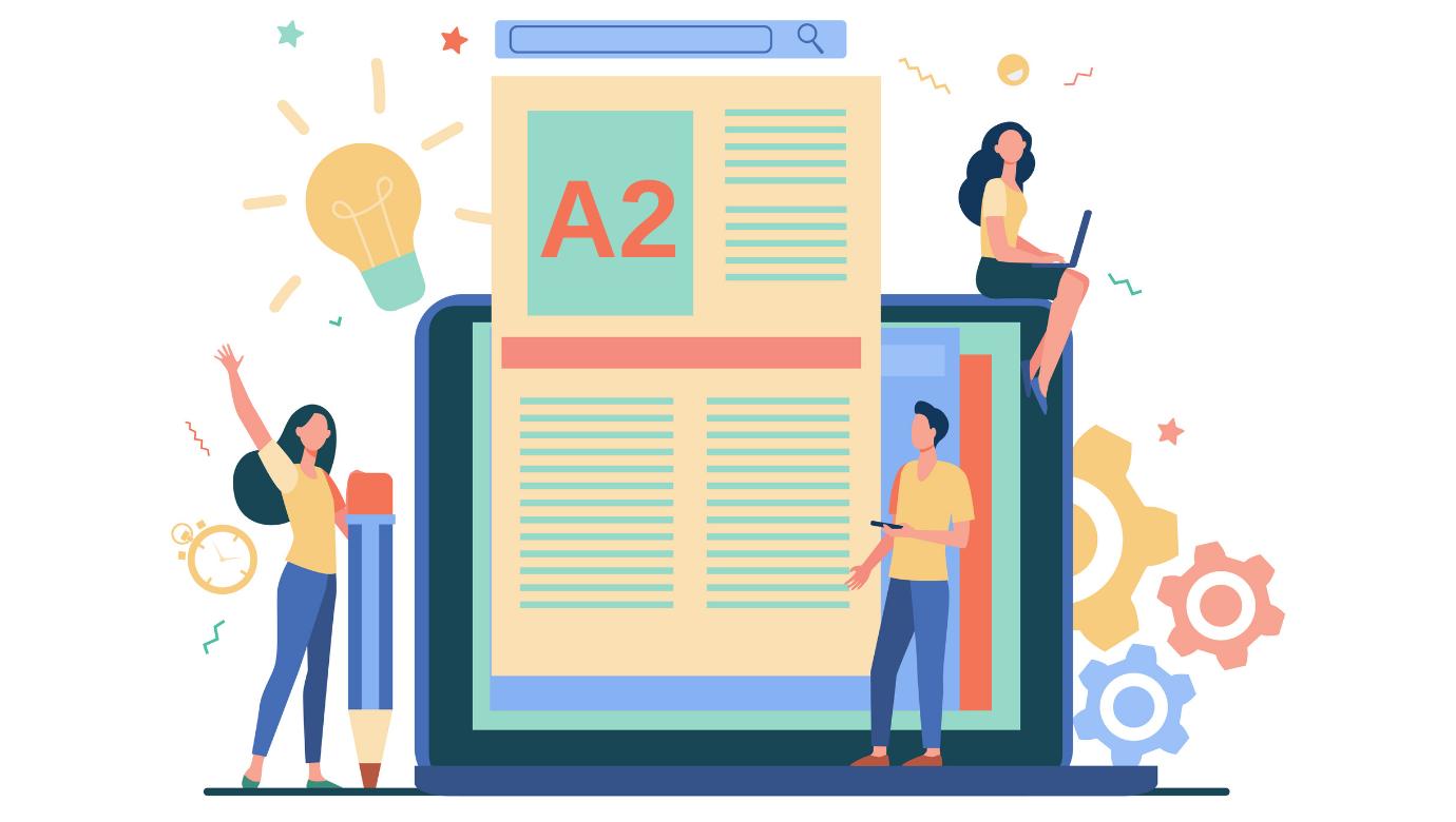 A2 lesson plans
