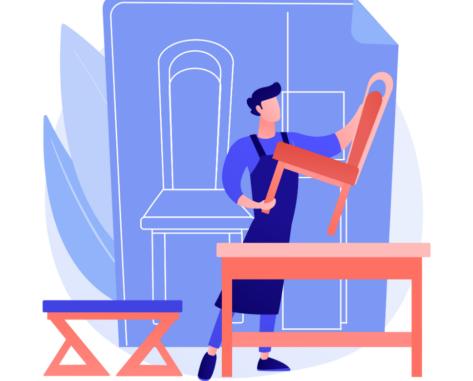 describing furniture